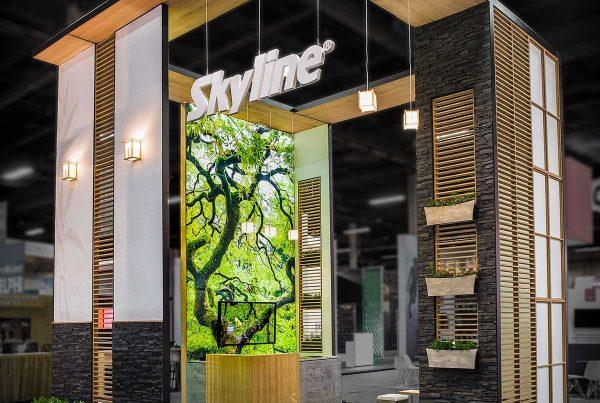 Skyline Best Exhibitor Award