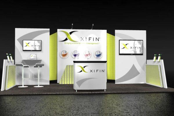 Xifin 10x20 Display