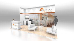 Avonite 10x20 Display