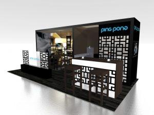 PingPong 10x20 Exhibit