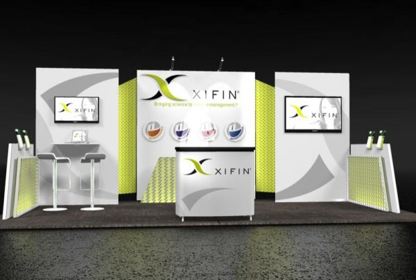 Xifin 10x20 Display