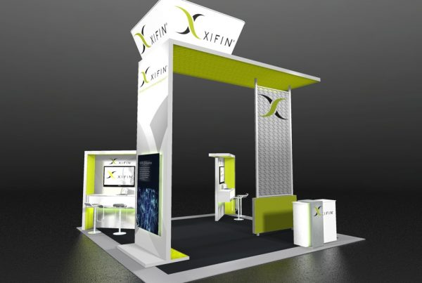 Xifin Display 20x20