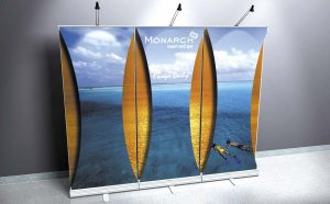 Portable Trade Show Displays - Banner Stands